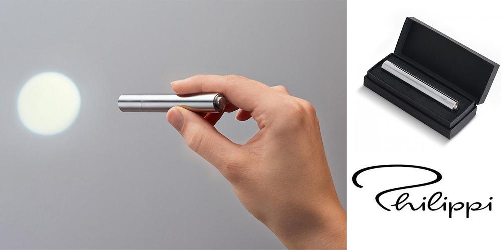 luxusní baterka do kapsy
