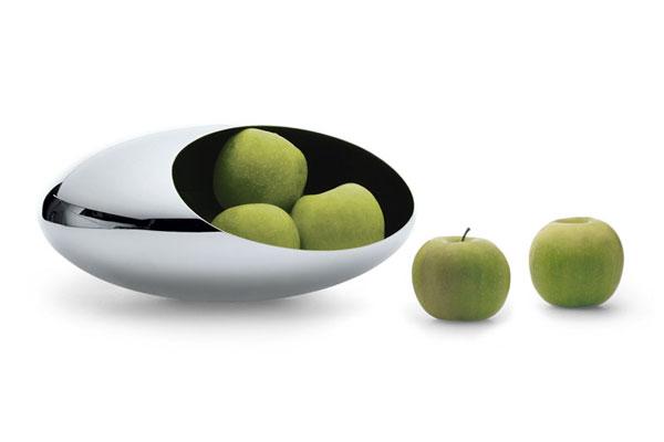 luxusní mísy na ovoce