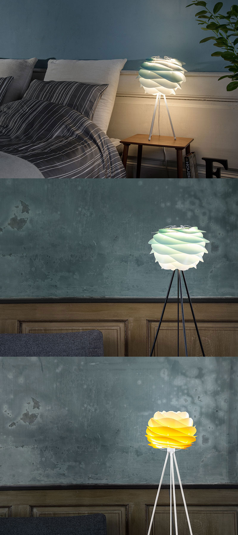 luxusní dekorace do interiéru