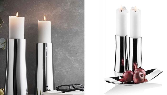 luxusní svícen na stůl